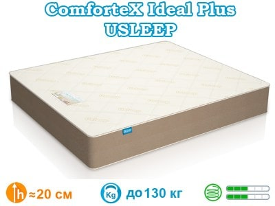 Матрац ComforteX Ideal Plus